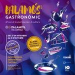 Image for the Tweet beginning: El Palamós Gastronòmic està en