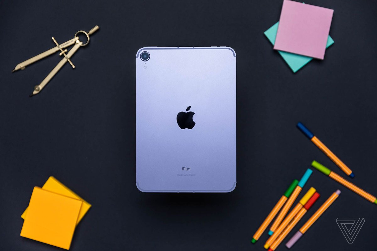 iPad Mini 2021 review: a little different