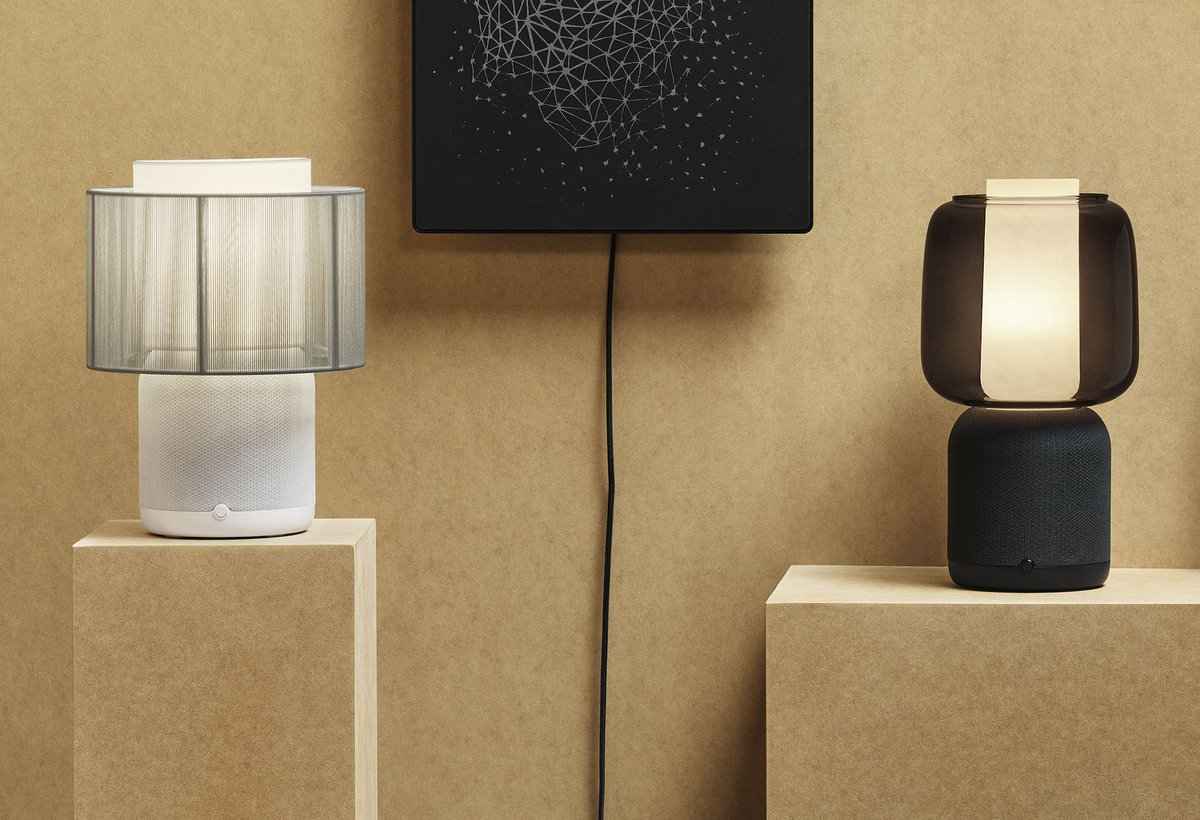 Ikea and Sonos announce new Symfonisk lamp speaker, coming October 12th