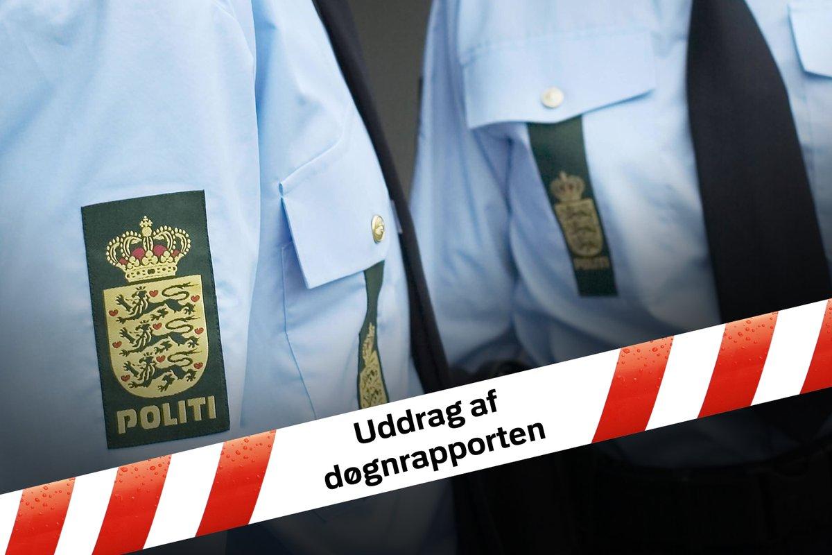 Vidner søges fortsat efter alvorligt uheld i Roskilde søndag, flere færdselsuheld med narko/spiritus involveret, og brand i lejlighed i Ringsted. Læs mere i uddraget af det seneste døgns hændelser. #politidk https://t.co/yUwpmkcLsU https://t.co/Ok94I1jp3e