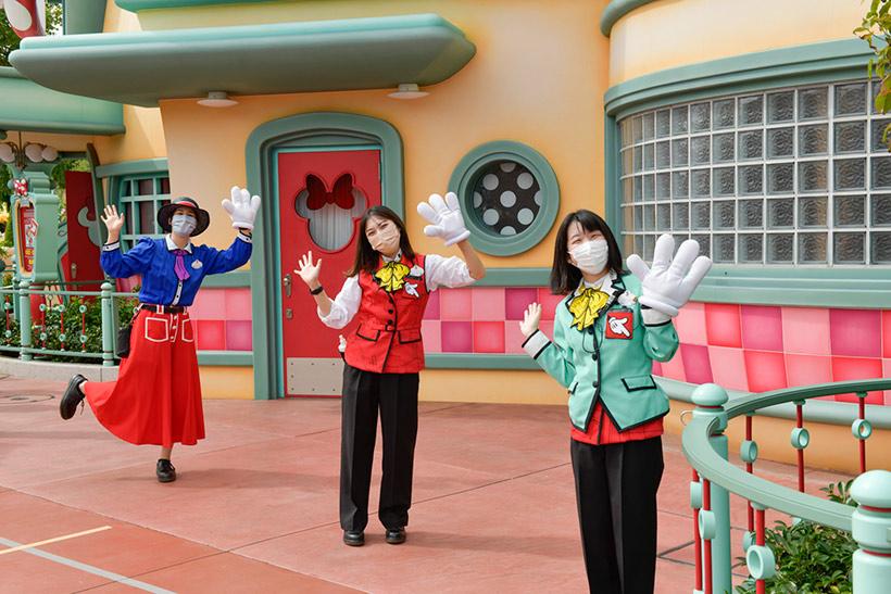 Tokyo Disney Resort aumenta capacidade
