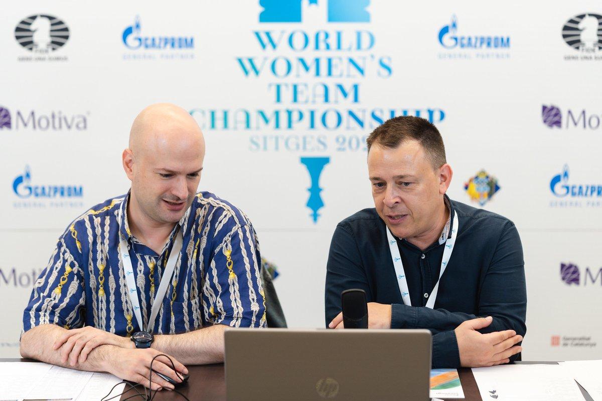 test Twitter Media - RT @escacs_cat: ♟️🌍💻 GM Marc Narciso - MI Michael Rahal.  📸 @FIDE_chess https://t.co/eHiw1v6Vzd