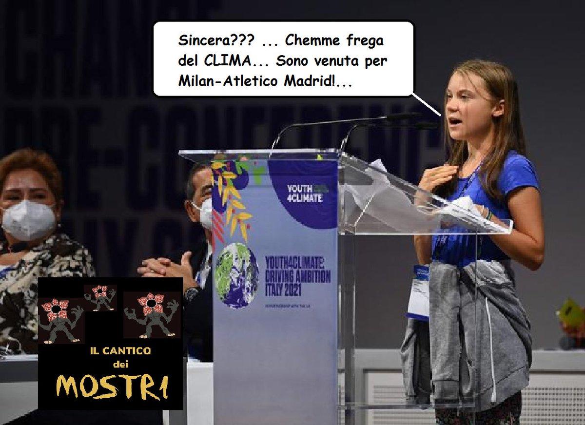 #MilanAtleticoMadrid