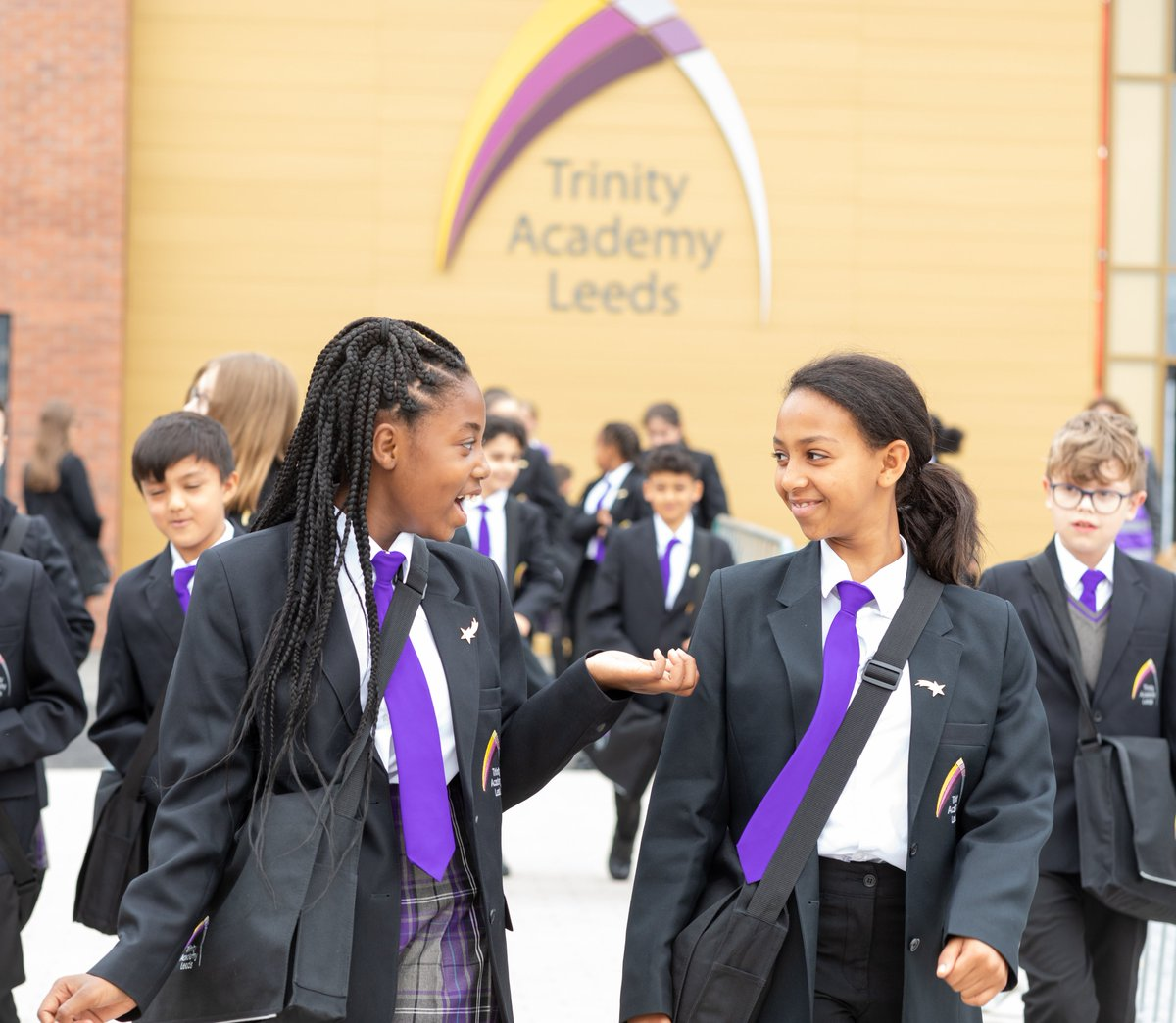 ⭐️ Open Evening Tomorrow! Our 2022 #Year7 admissions #OpenEvening is 29 September from 5.00pm - 7.00pm ✨ This event is an exciting opportunity to look around our NEW academy, hear from our Principal & more 😃💬 We can't wait to meet our future parents 💜 Bring on tomorrow!