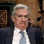 Image for the Tweet beginning: Powell reaction after seeing stonks