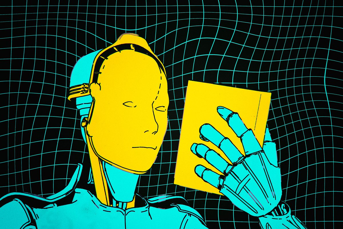 Artificial intelligence might eventually write this article