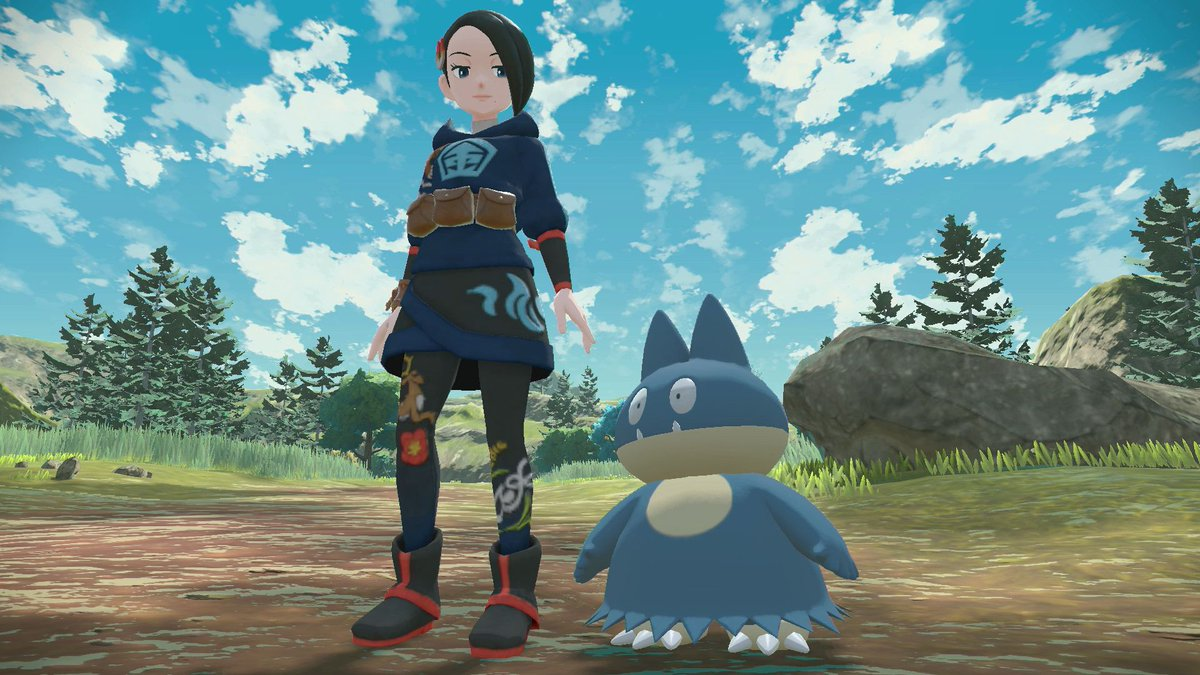 Pokémon Legends: Arceus' new trailer shows what you'll be doing outside of battle