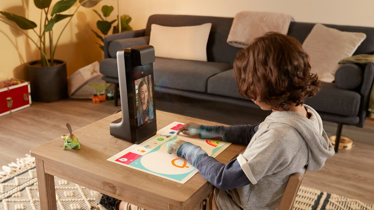 Amazon Just Made a $250 Video Chat Device for Kids