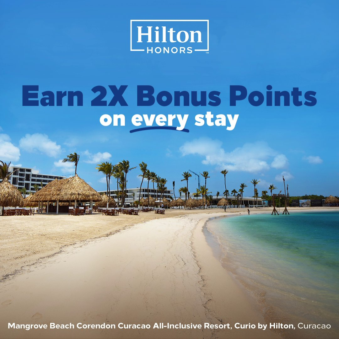 Here's a good offer from Hilton for more stays.