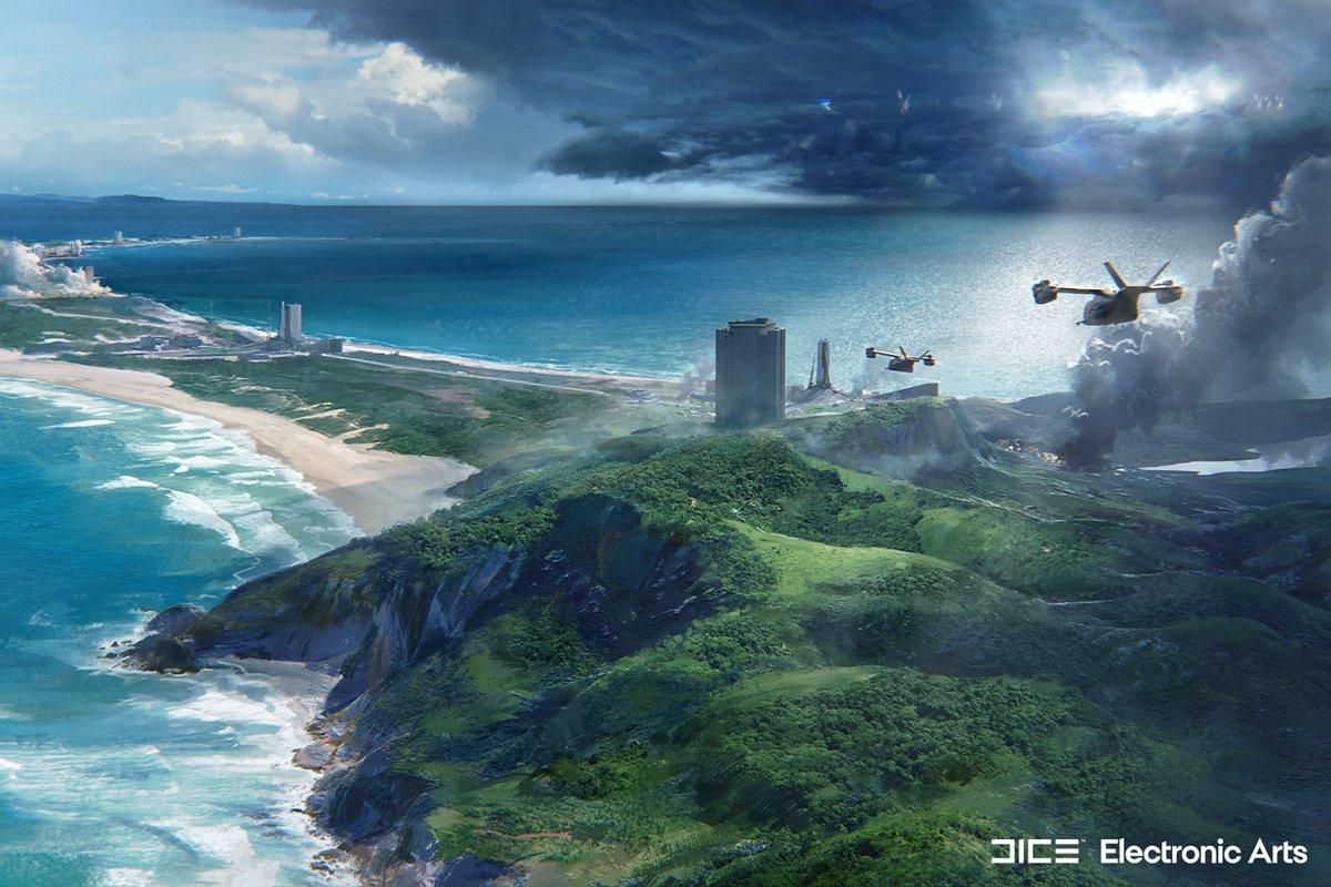 'Battlefield 2042' beta starts October 8th