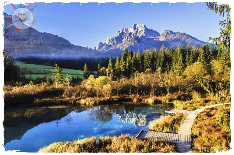 On #Tuesday #LakePlansar #Slovenia, a #heartshaped lake in #Jezersko #Valley #Slovenia, what a #Wonderful view from the top. #TravelMonday #LoveNature #FridayFeeling #GoSlovenia Now on #YouTube: