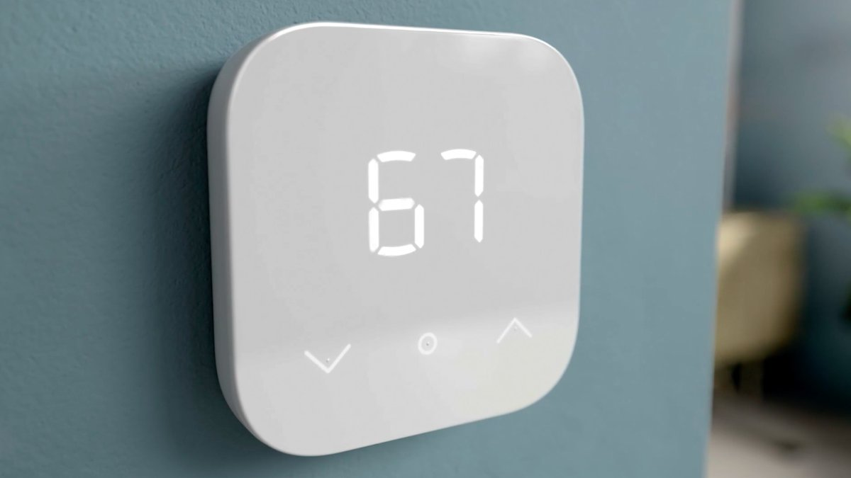 Amazon's New Alexa-Powered Smart Thermostat Is Basic As Hell