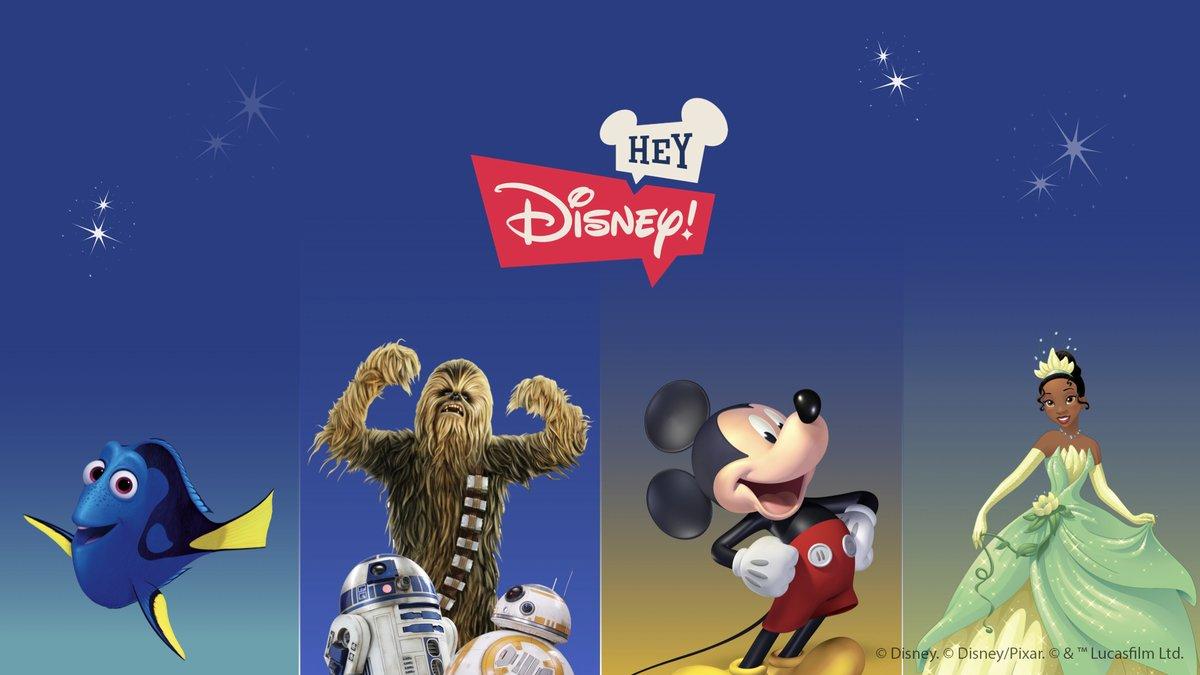 Amazon made Disney a 'Hey, Disney!' voice assistant