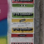 "Image for the Tweet beginning: Las calles de Palermo ""morite"