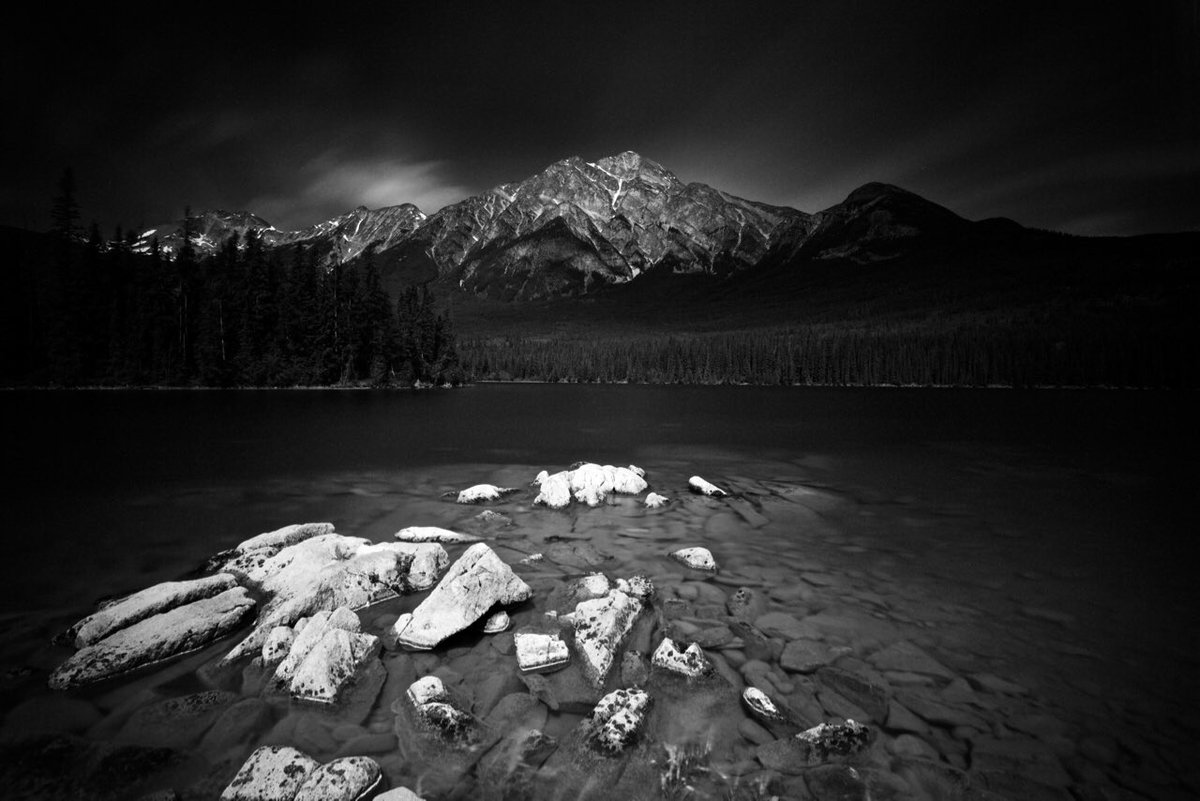 """""""If you will stay close to nature, to its simplicity, to the small things hardly noticeable, those things can unexpectedly become great and immeasurable."""" ~ Rainer Maria Rilke from 'Letters to a Young Poet' #cascadia #monochrome #blackandwhite #landscapephotography #eldorado"""