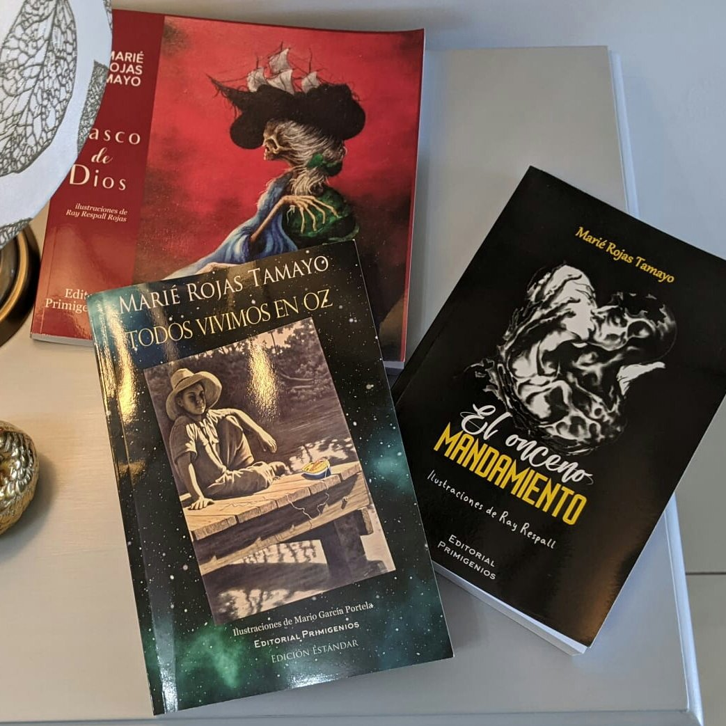 @BloggingGenera My 2020-21 books: God Helmet  Adopting Mini  Laurel and Marjoram  The 11th commandment  Stories to grow up together  We all live in Oz  #F4F