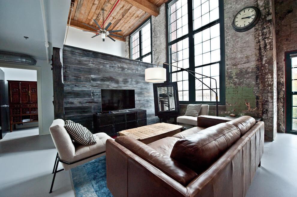 Loft in Atlanta by Heirloom Design Build    #interiordesign #architecture #decor #home