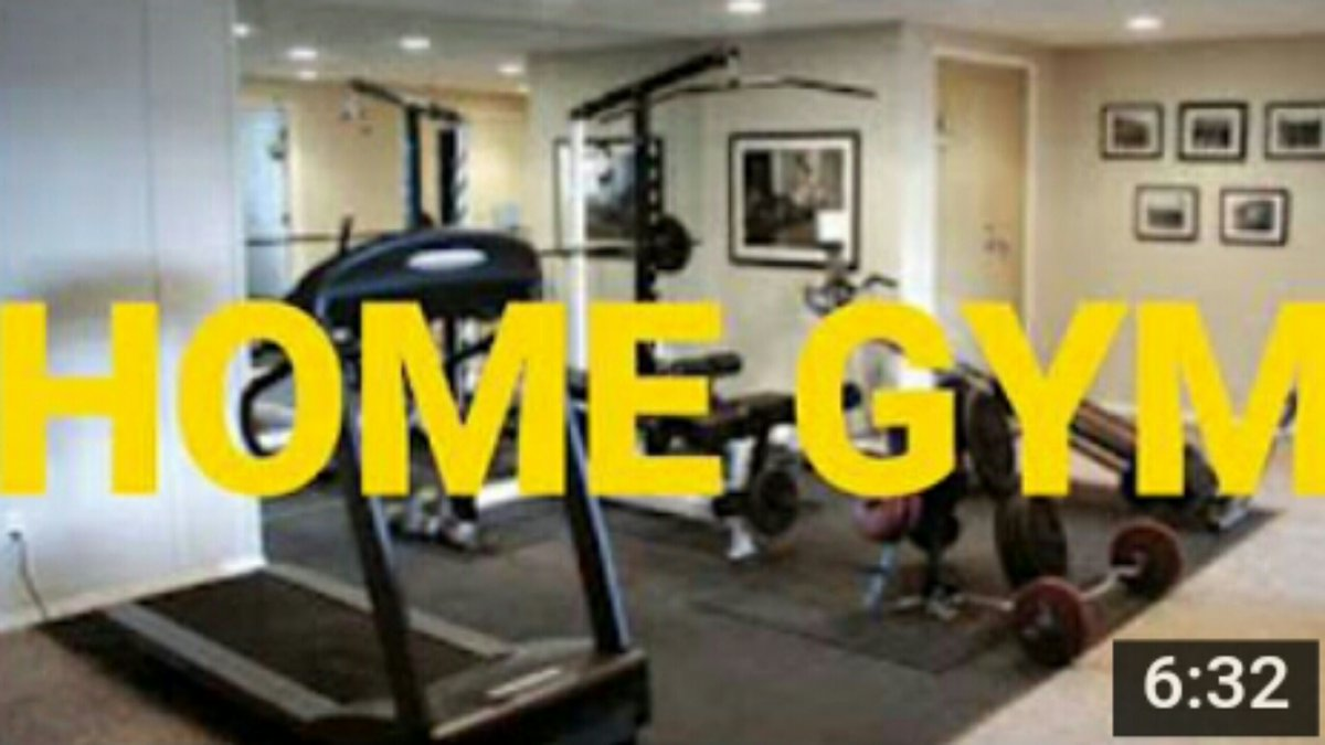 #Exercise Equipment for the HOME #GYM  Watch the video:  LIKE ▪️ SHARE ▪️ FOLLOW