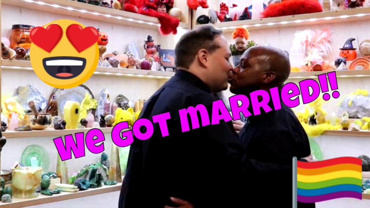 We got married!!   #wedding #married #wegotmarried #ido