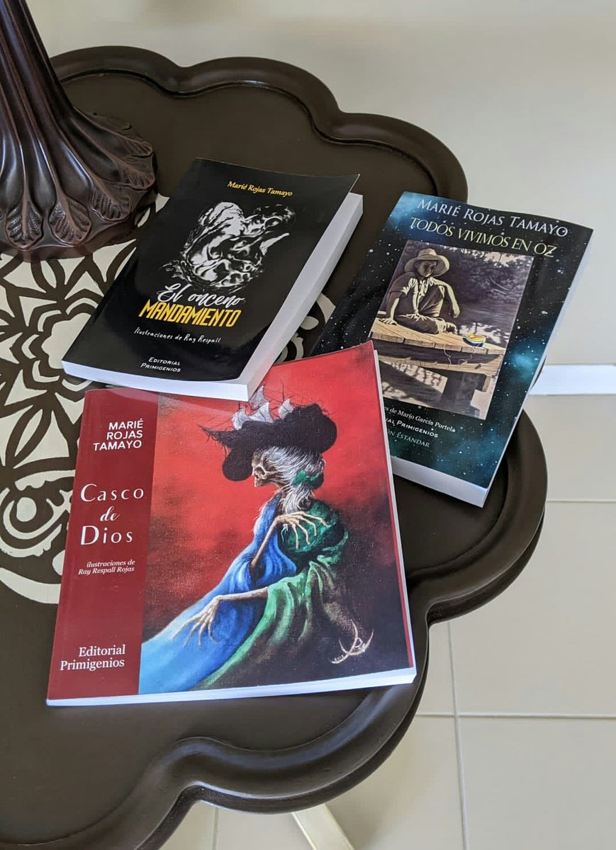 @livi2chronicles My 2020-21 books: God Helmet  Adopting Mini  Laurel and Marjoram  The 11th commandment  Stories to grow up together  We all live in Oz   #F4F
