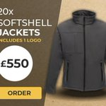 Looking for a good winter jacket for your teams? The Regatta Octagon Softshell Jacket is windproof and showerproof.At 20 for £550 including a left breast embroidery it also represents great value for money.Customise and order yours here https://t.co/w3dXkeuLmg