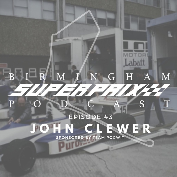 #NowPlaying on  The Birmingham Superprix - Episode 3 - John Clewer   The Nation's Motorsport Station! If it's fast, we're first! Tune in on our @GooglePlay app! #radio#motorsport #f1 #btcc #racing #music #cars #formula1 #greatmusic @ClaphamMOT