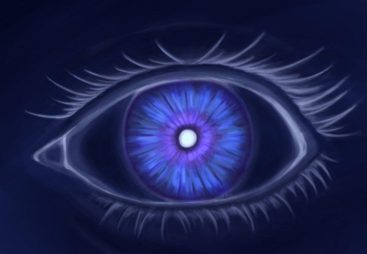 #digitalart #eye #blue #DigitalArtist