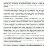 Image for the Tweet beginning: ❗📑 Avui hem presentat al·legacions