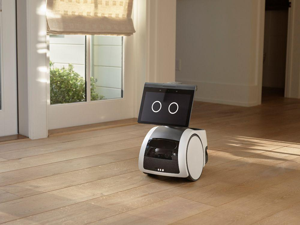 Amazon launches $1,000, voice-controlled home robot called Astro