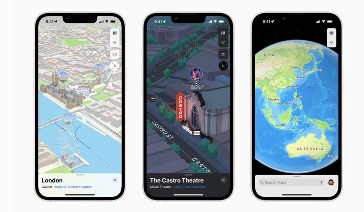 RT @Forbes: Apple's biggest iPhone upgrade yet for Apple Maps is going live right now