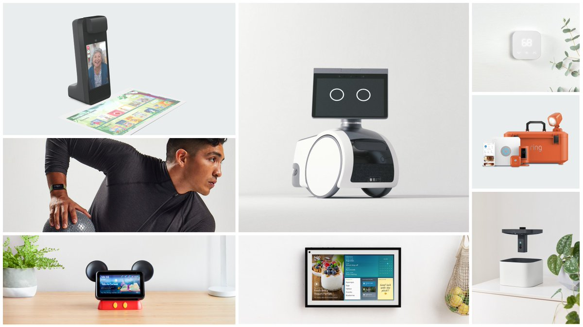 Here's everything Amazon announced at its September hardware event