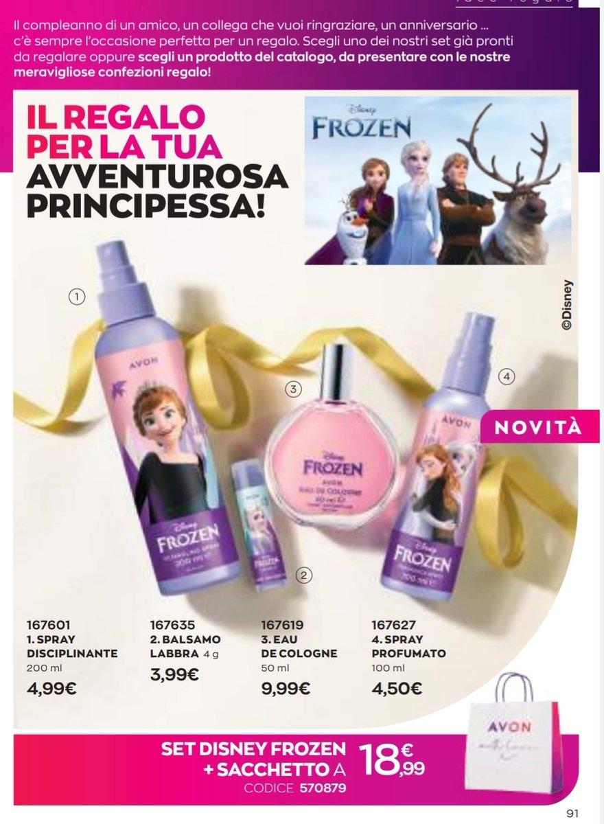 Un po' di set e idee #regalo #avon  sia per grandi che per piccini🙂 #avonitalia #villorba #treviso #makeup