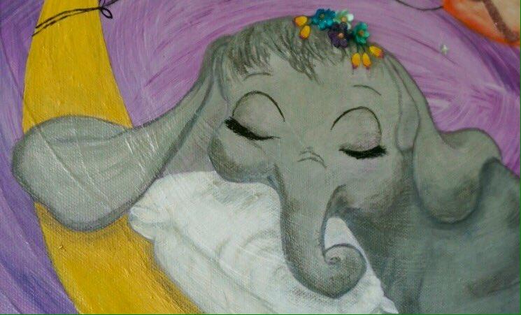 Dream big little one. #baby #nursery #babyroom #art #artworks  #artist #arts #arte #artistas #artes  #artbasel #awesome #painting #color  #artwork #acrylic #acrylicart #acrylicpainting #artworld  #paintings #modernart   #home #design #wallart #abstract  #abstractpainter