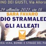 Image for the Tweet beginning: Palermo. Al Giardino dei Giusti,