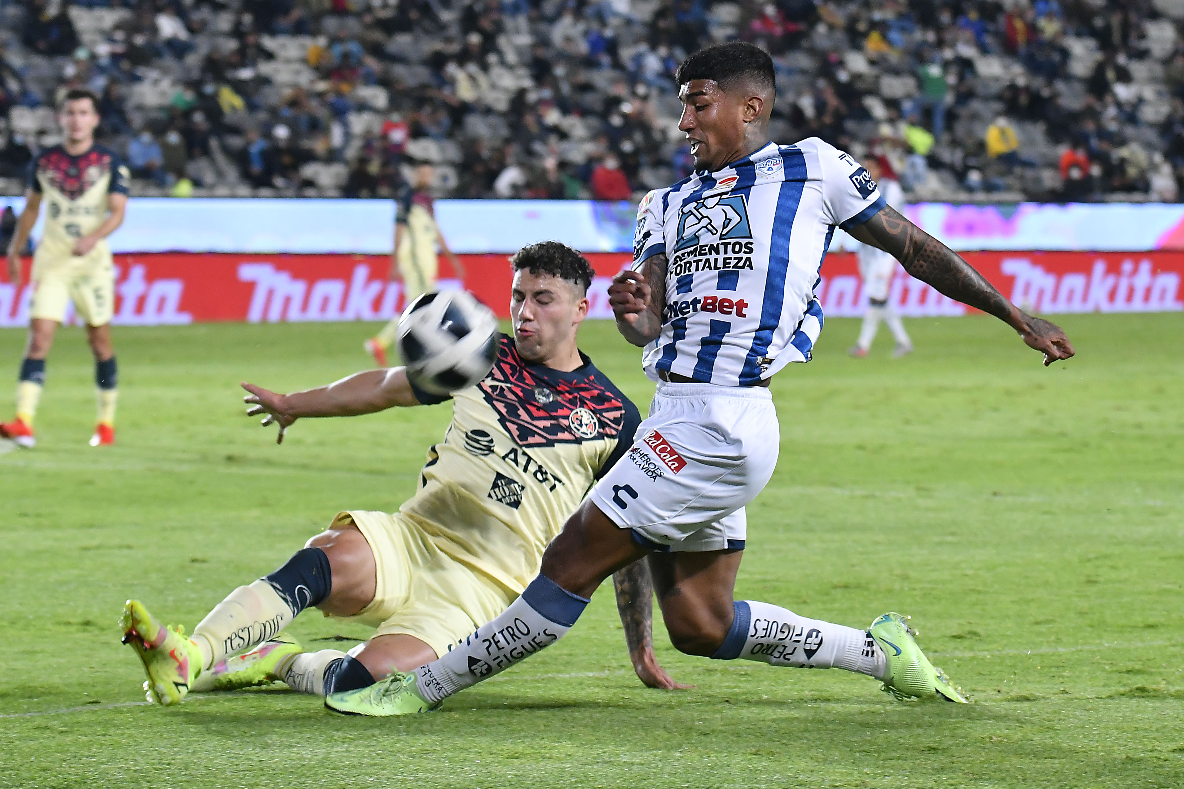 Pachuca vs América 1-1 Torneo Apertura 2021