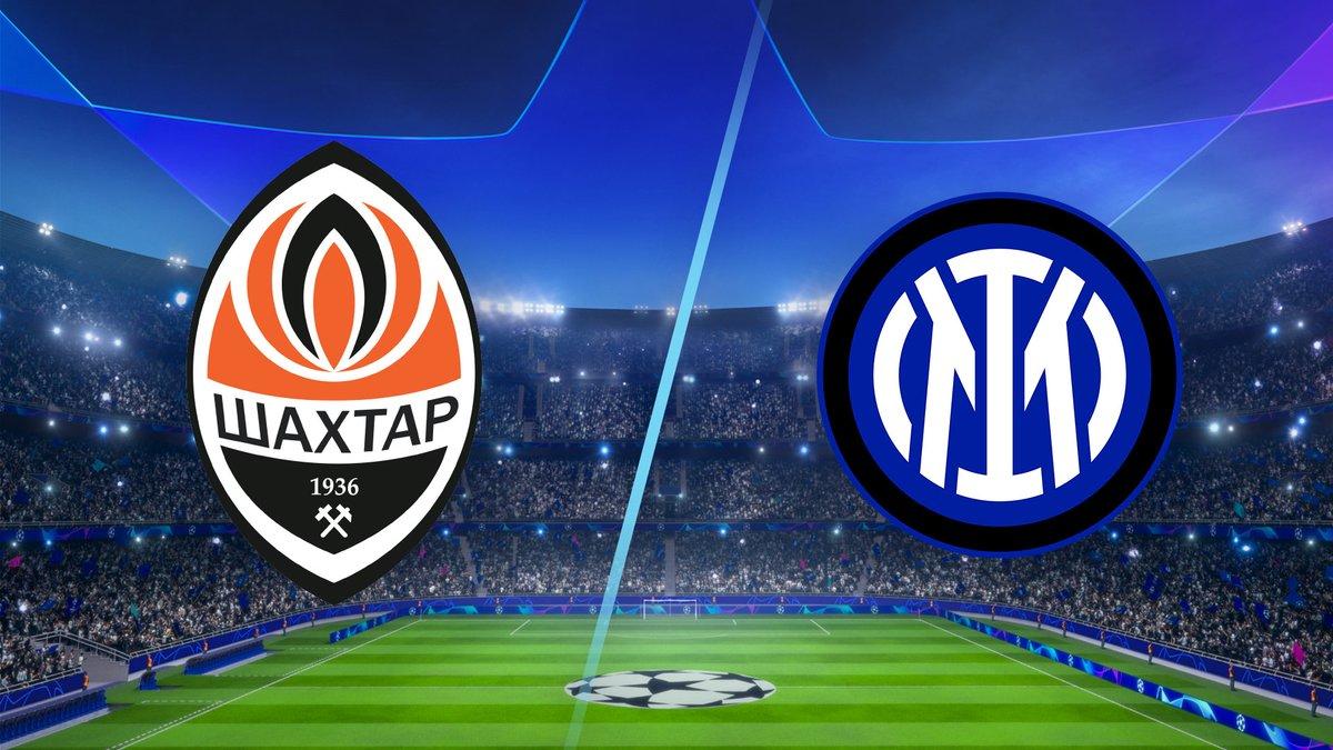 Shakhtar Donetsk vs Inter Milan Highlights 28 September 2021