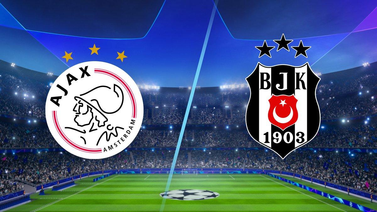 Ajax vs Besiktas Highlights 28 September 2021