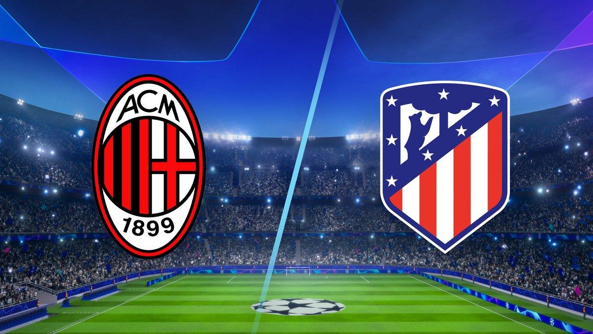 AC Milan vs Atletico Madrid Highlights 28 September 2021