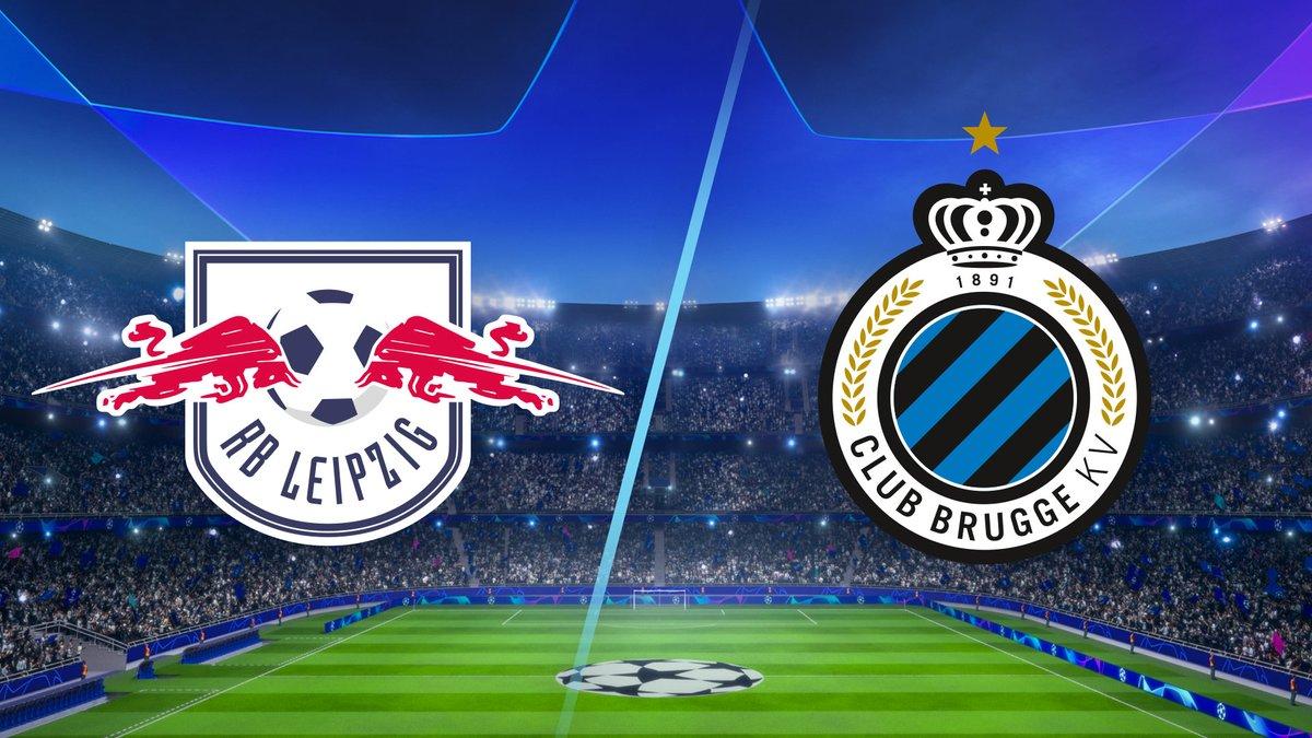 RB Leipzig vs Club Brugge Highlights 28 September 2021