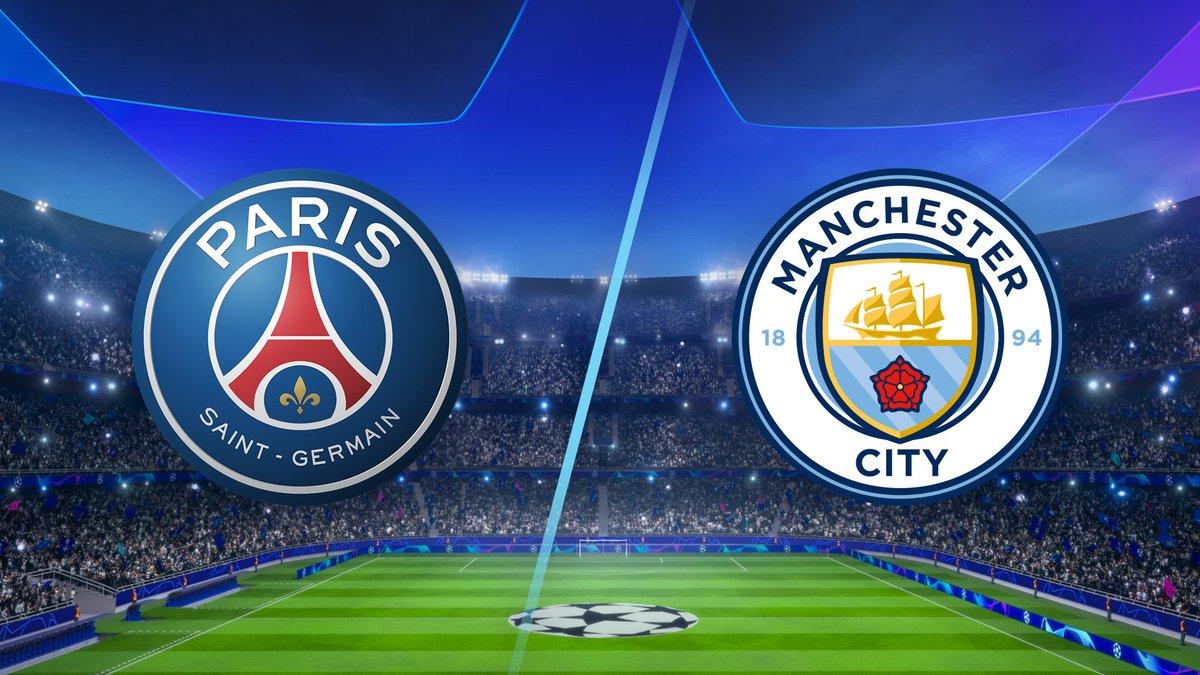 PSG vs Manchester City Full Match & Highlights 28 September 2021