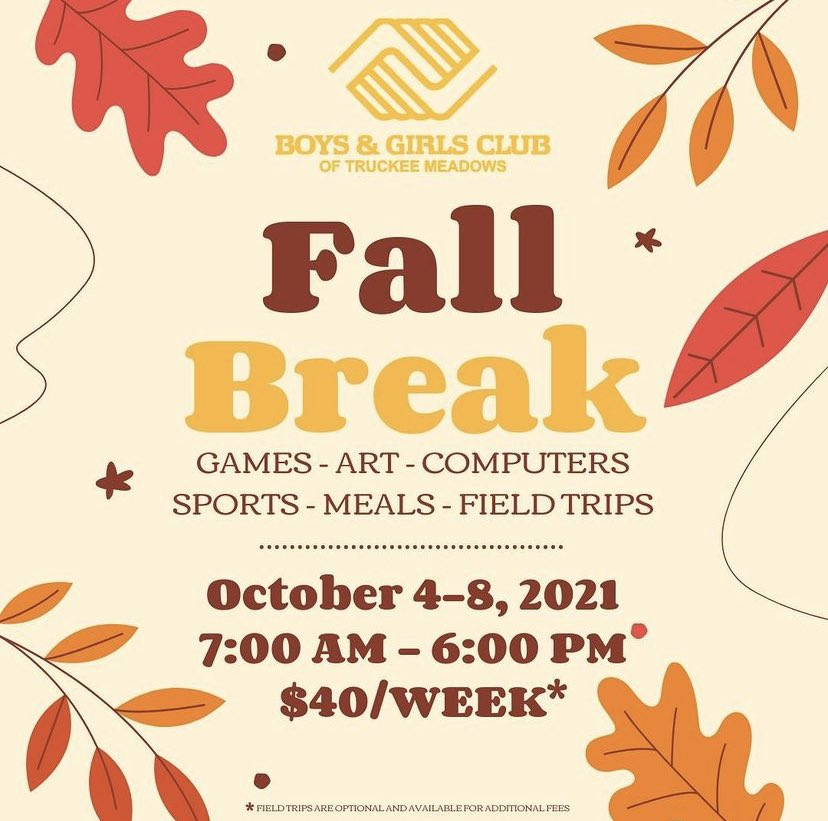 Fall break starts Monday for @WCSDTweet so be sure to secure your child's spot for Fall Break Programming!