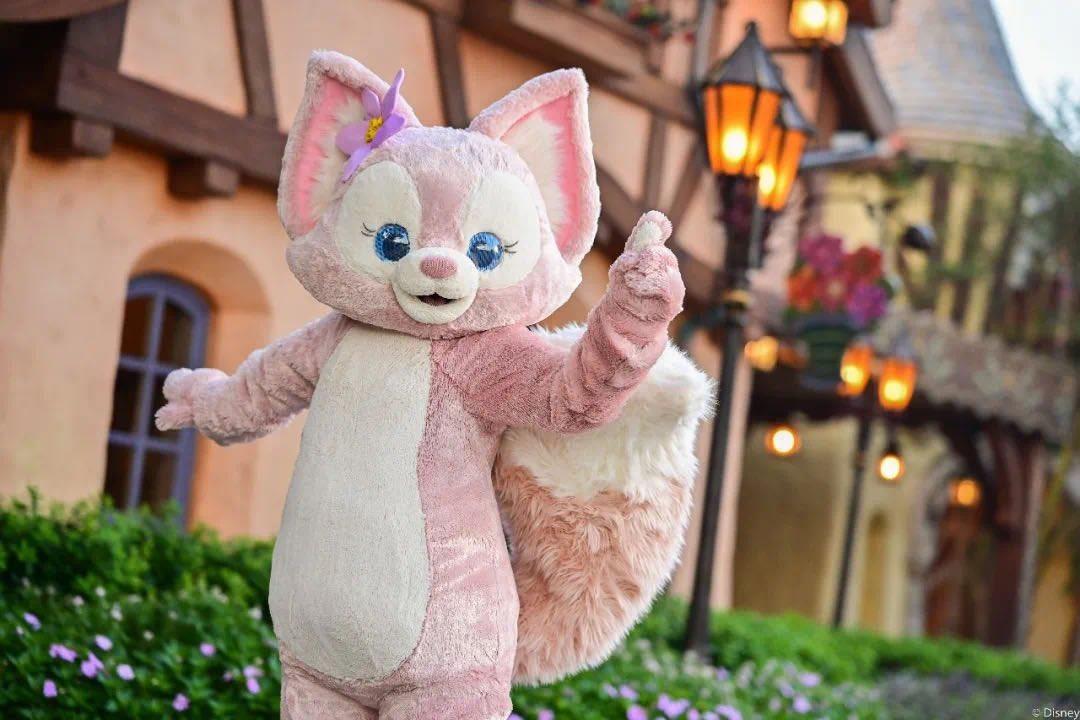 LinaBell chega aos parques Disney