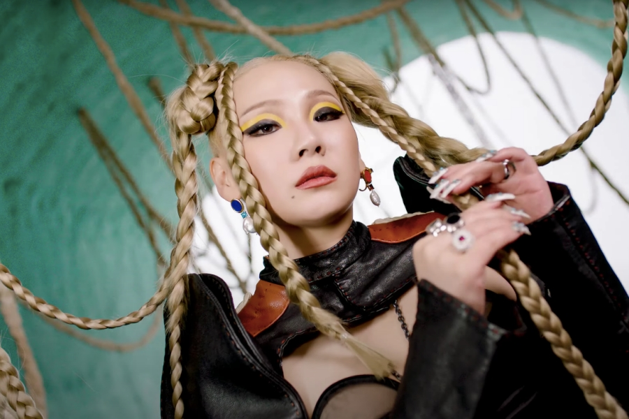 cl lover like me music video makeup beauty fashion style