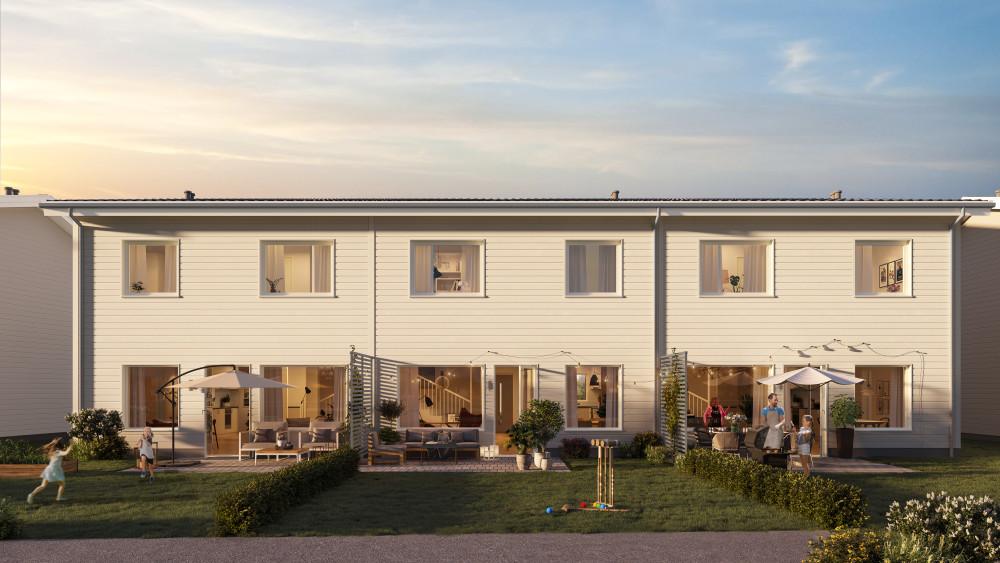 Nu börjar HSB Östergötland bygga brf Cyklisten i Bråstorp i Motala. Det är 42 par- och radhus som byggs enligt standarden miljöbyggnad vilket innebär låg energiförbrukning, bra inomhusmiljö samt hållbara materialval. https://t.co/Xa8lXiAdWN https://t.co/ezsSuoRXZt