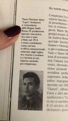 Mario Musolesi im Buch mit Bild schwarz weiß aus 1. WK