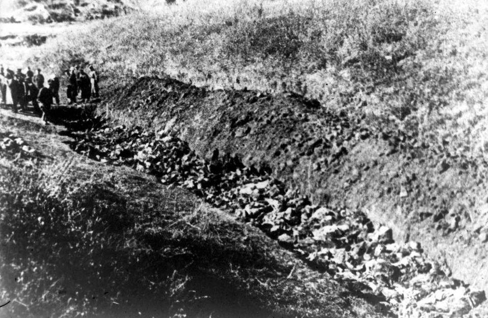 الذكرى ال80 للإبادة الجماعية البشعة لأكثر من 33 ألف يهودي من نساء وأطفال ورجال أبرياء، على أيدي النازيين…