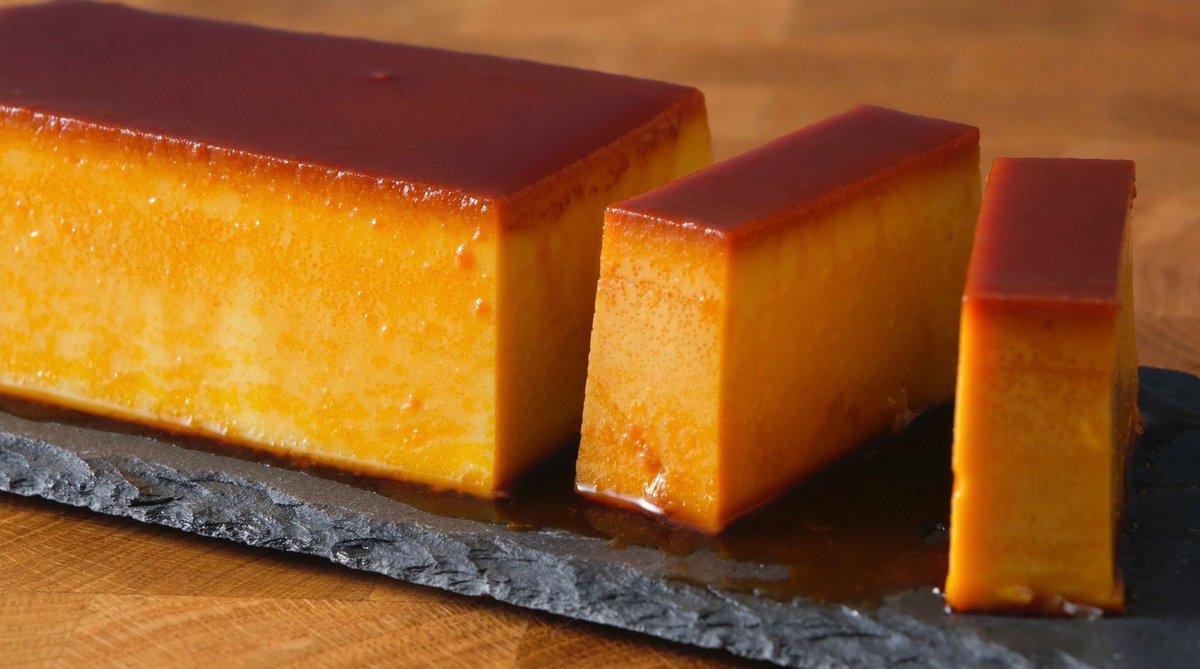 一番大事な味の決め手はキャラメル?絶品のかぼちゃプリンレシピ!