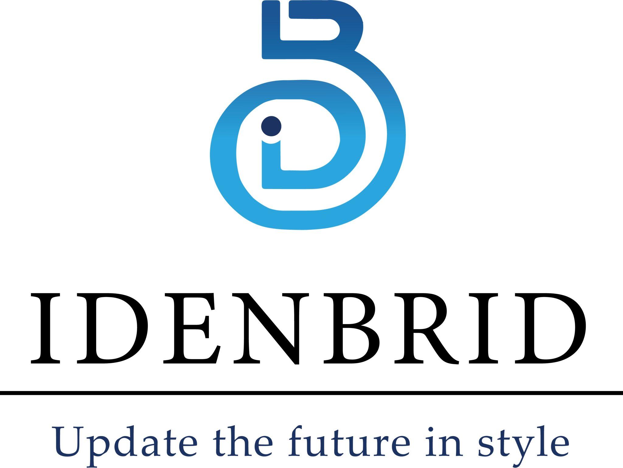 Image for the Tweet beginning: 当社の生まれ変わったロゴがこちらです。 「テクノロジーで未来をかっこ良くアップデート」こちらがタグラインです。  これからもお客様のDXに貢献していきます。  #IDENBRID  #ウェブ開発 #アプリ #ウェブサイト