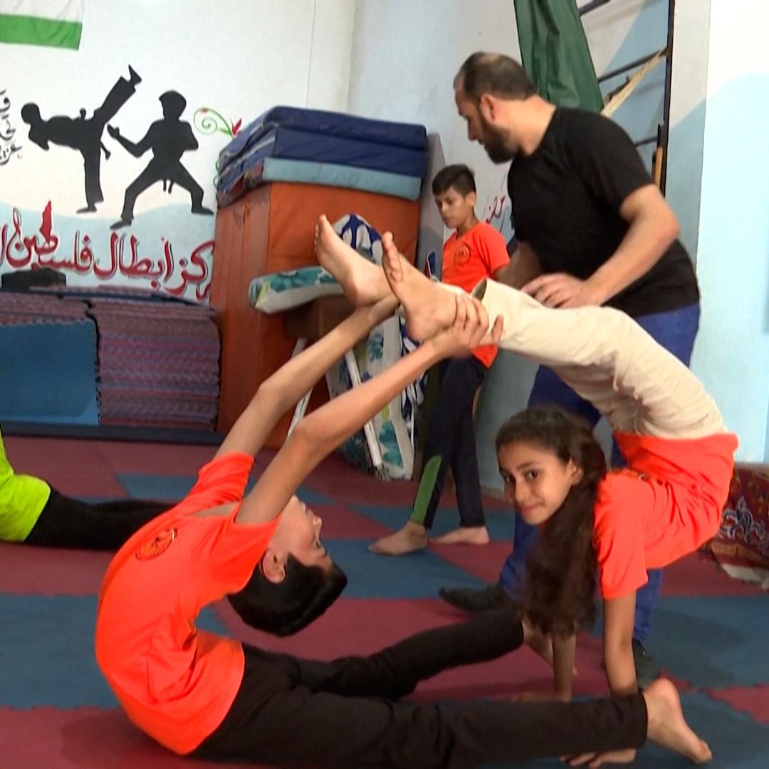 @ajplus's photo on Gaza