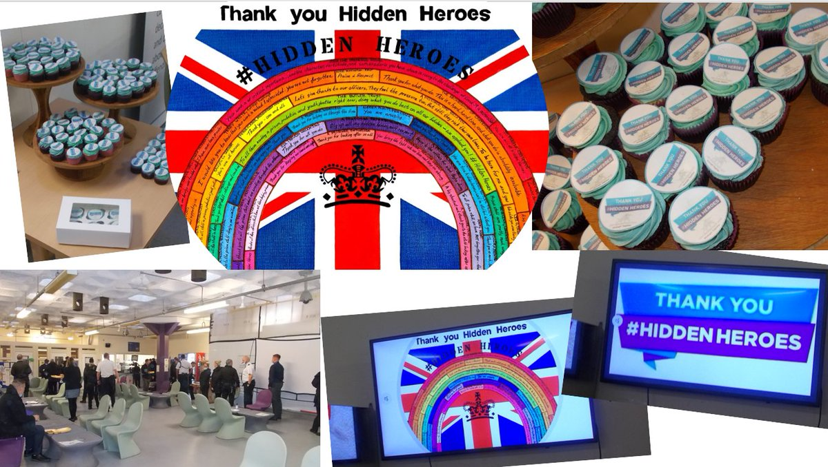 So important to recognise our #HiddenHeroes, well done to all involved! https://t.co/Lkw7xv8cIO